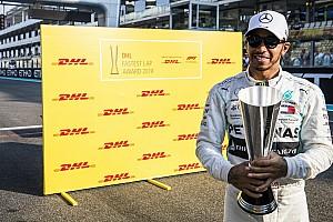 Hamiltont zavarja, hogy az embereknek csak az tűnik fel, hogy mindent ő nyer