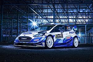 M-Sport revela una decoración retro para el WRC 2020
