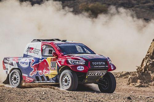 'Crédito abierto al Dakar en Arabia', por Mauricio Gallardo