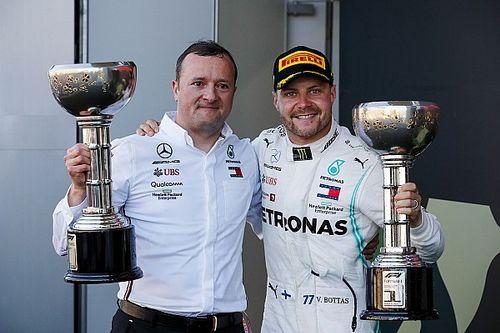 Mercedes vence sexto título consecutivo e iguala dinastia da Ferrari
