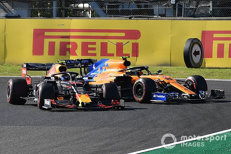"Norris ""more unhappy"" with Albon after reviewing clash"