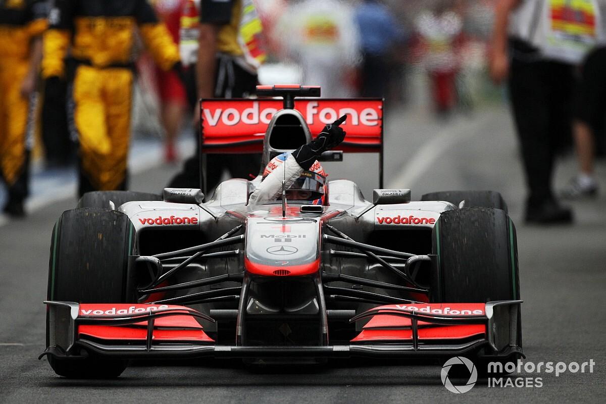 """Button: """"Ferrari ile anlaşmaya çok yaklaşmıştım"""""""
