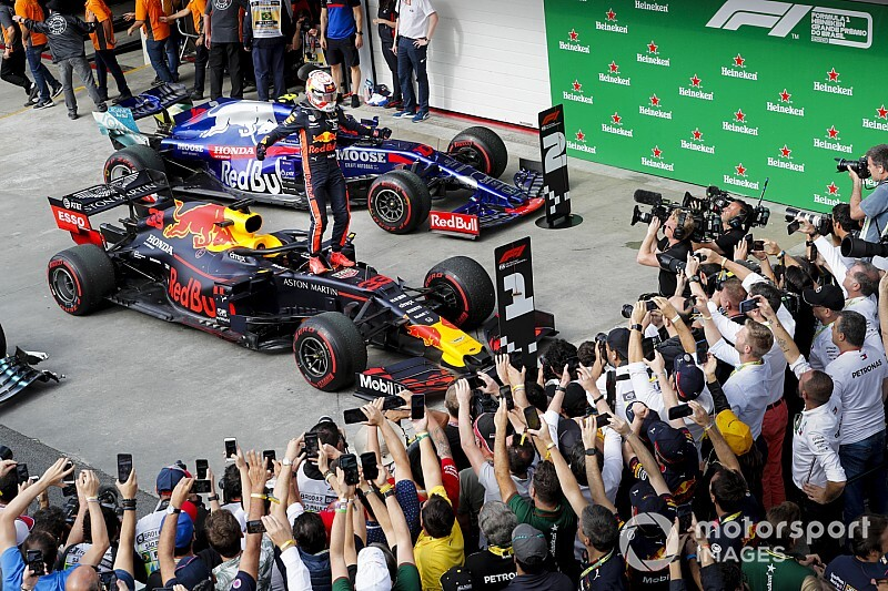 Así queda el mundial de F1 2019 tras el caos de Brasil