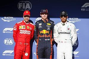 巴西大奖赛排位赛:维斯塔潘拿下个人第二个杆位