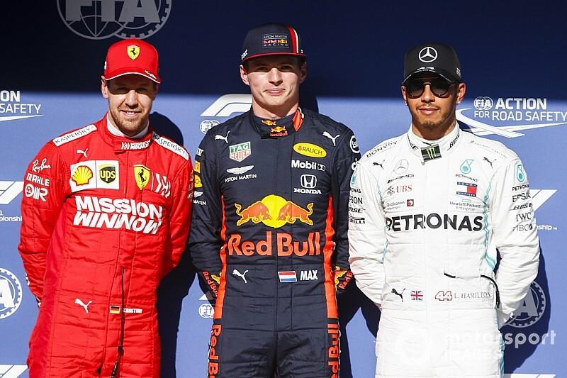 Brezilya GP: Yakın geçen seansta pole pozisyonu Verstappen'in!