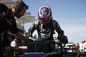 """Grosjean: """"Yapılabilecek en iyi şey yeni sezona hazırlanmak"""""""
