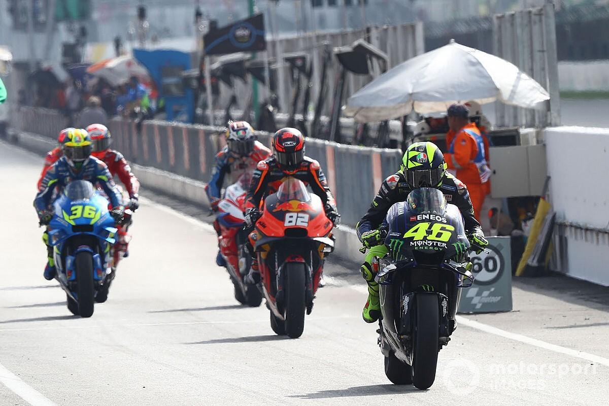 """Organisatie MotoGP: """"Alleen in uiterste geval annuleren we seizoen"""""""