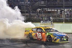 NASCAR-Titel 2019 geht mit Homestead-Sieg an Kyle Busch