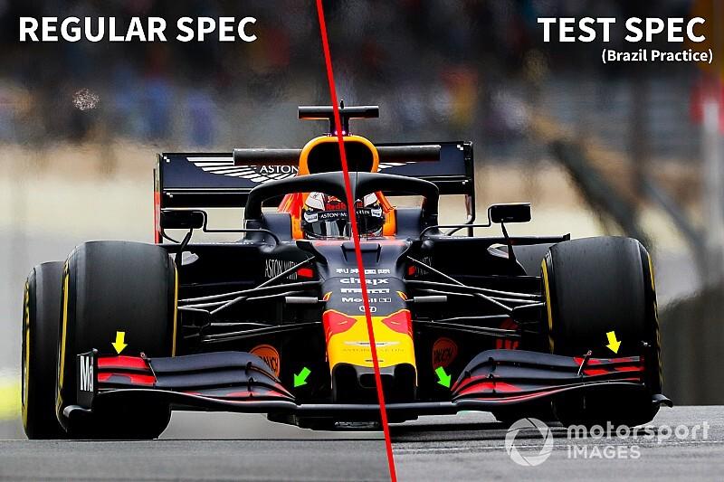 Tech: Red Bull focust op 2020 met Ferrari-achtige voorvleugel