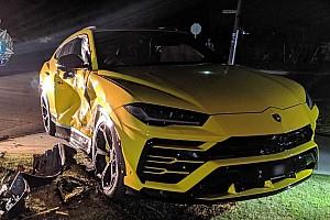 Egy 14 éves tört össze egy vadiúj Urust lopott Subarujával