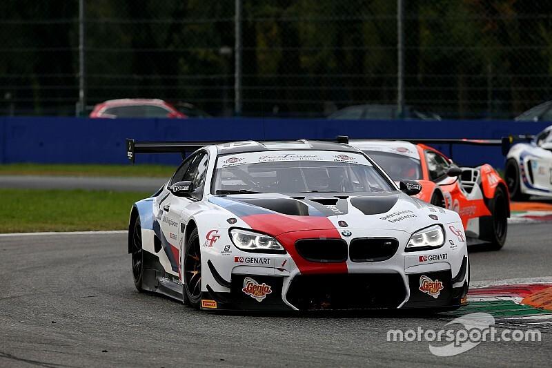 Monza, Libere 2: Comandini-Johansson portano la BMW in testa