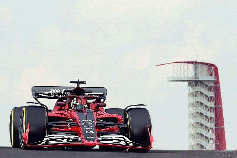 GALERÍA: Los F1 con las nuevas reglas para 2022