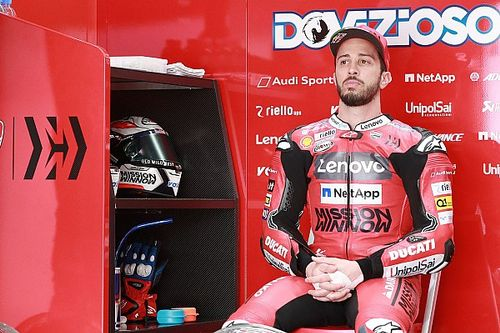 "Dovizioso ""99 percent"" certain to stay at Ducati"