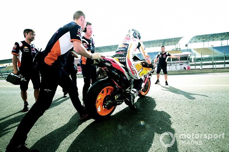 """Puig: """"Honda estaba preparada para correr en Qatar; Ducati, no"""""""