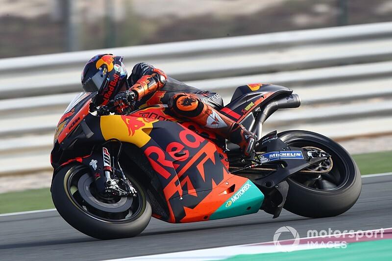 MotoGP-teams testen voordat wedstrijden hervat worden