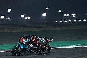 Así quedaría la parrilla de MotoGP tras el test de Qatar
