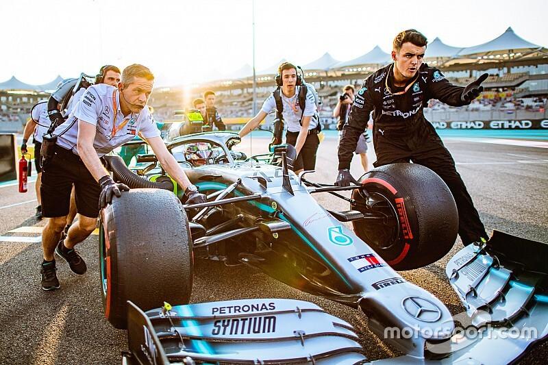 """Häkkinen: """"Hamilton pályája csúcsán van..."""""""