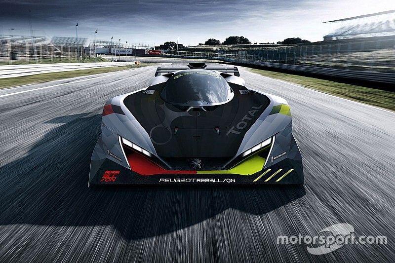 Peugeot announces Rebellion tie-up for hypercar