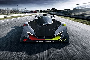 Peugeot announces Rebellion tie-up for hypercar