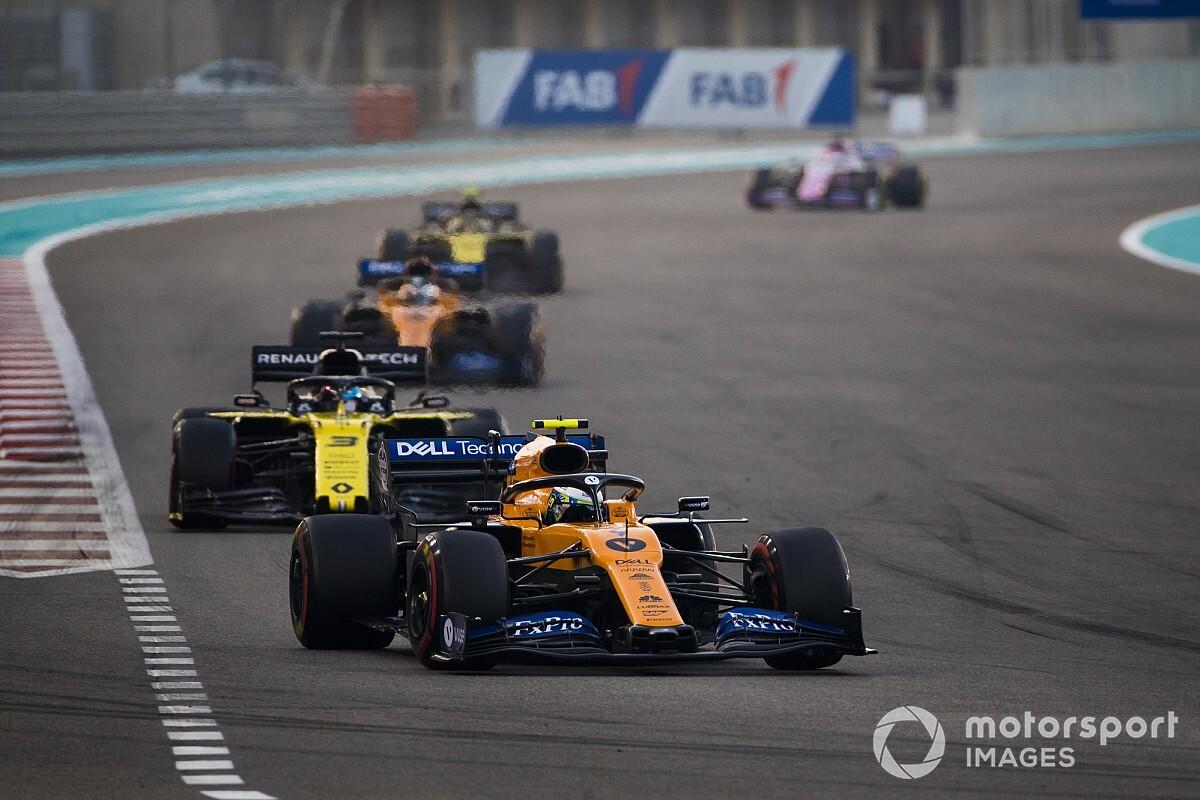 La F1 avanza en bajar el tope de gastos para 2021
