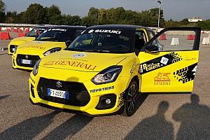 Rally Italia Talent, ACI Sport e Suzuki protagoniste al 2 Valli