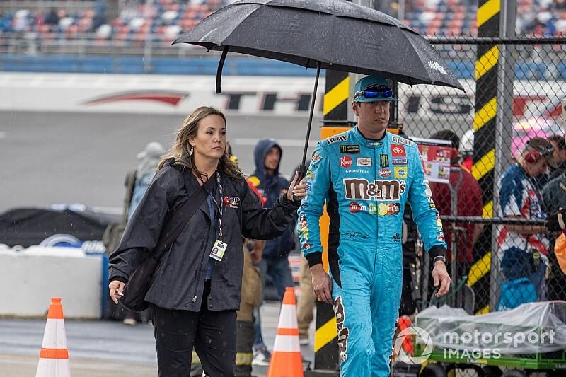 NASCAR Cup race at Talladega postponed to Monday