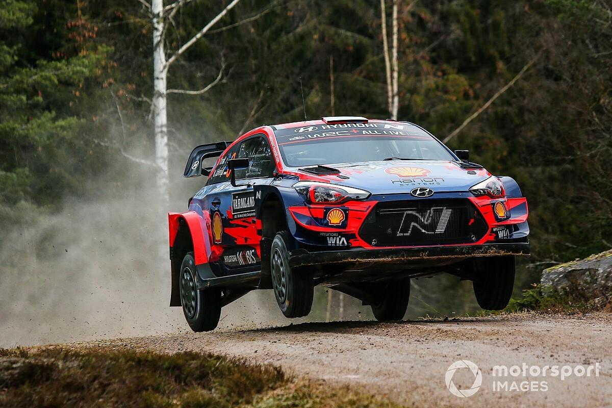 WRC: l'Estonia prepara un evento per attrarre i big del Mondiale