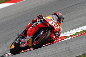 """Márquez califica de """"prueba superada"""" su vuelta al motocross"""