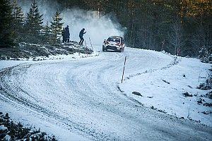 Las fotos más destacadas del Rally de Suecia 2020