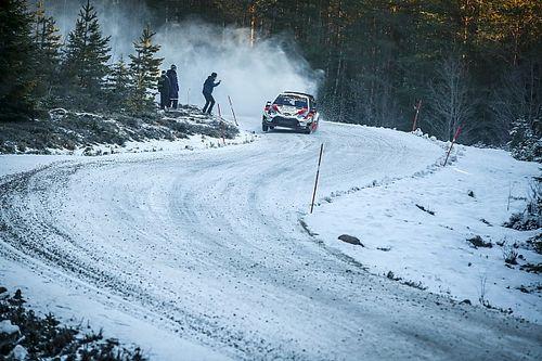 Vídeos: así prepara Toyota el Rally del Ártico del WRC 2021
