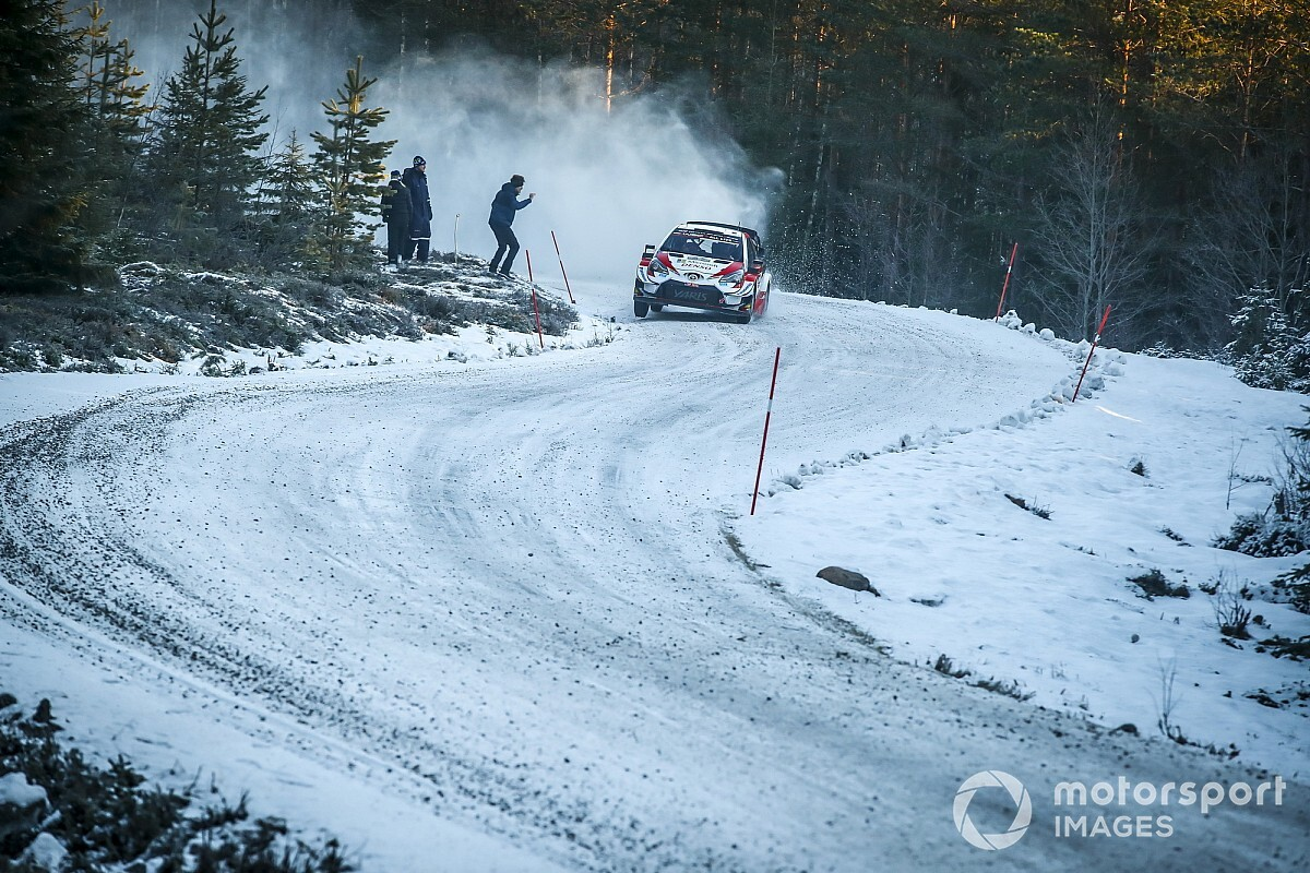 WRC announces cancellation of 2021 Rally Sweden
