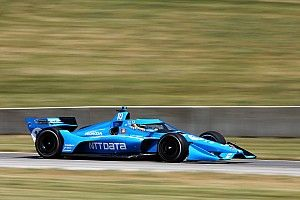 Road America IndyCar: Palou snatches win after Newgarden gearbox drama