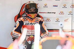 Marquez szerencsésnek érzi magát újabb ijesztő balesetét követően (videóval)