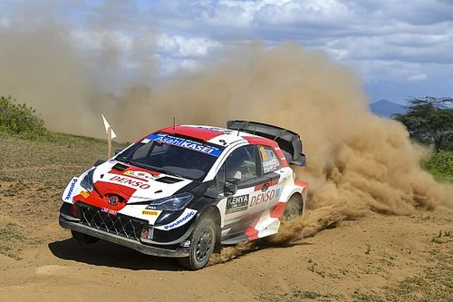 【WRC】勝田貴元、サファリ・ラリーで2位初表彰台を獲得。オジェが今季4勝目