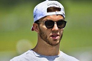 """Gasly cree que podría rendir """"al menos igual"""" que Pérez en Red Bull"""