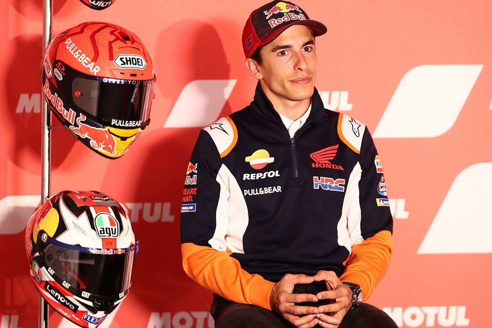 Mantan Bos Repsol Honda Minta Marquez Fokus Pemulihan