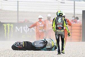 MotoGP: Em meio à expectativa sobre futuro, Rossi completa 1500 dias sem vencer