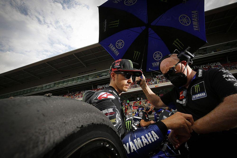 La Yamaha non farà correre Vinales neanche a Silverstone