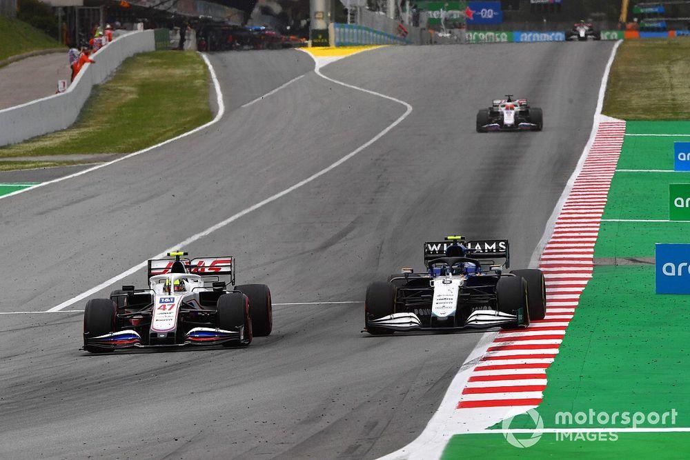 Williams: La forme de Schumacher reflète les progrès de Haas