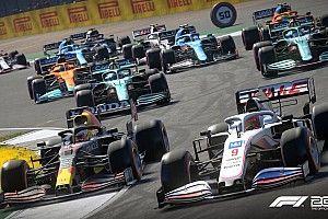F1 2021 presenta el tráiler antes de su lanzamiento