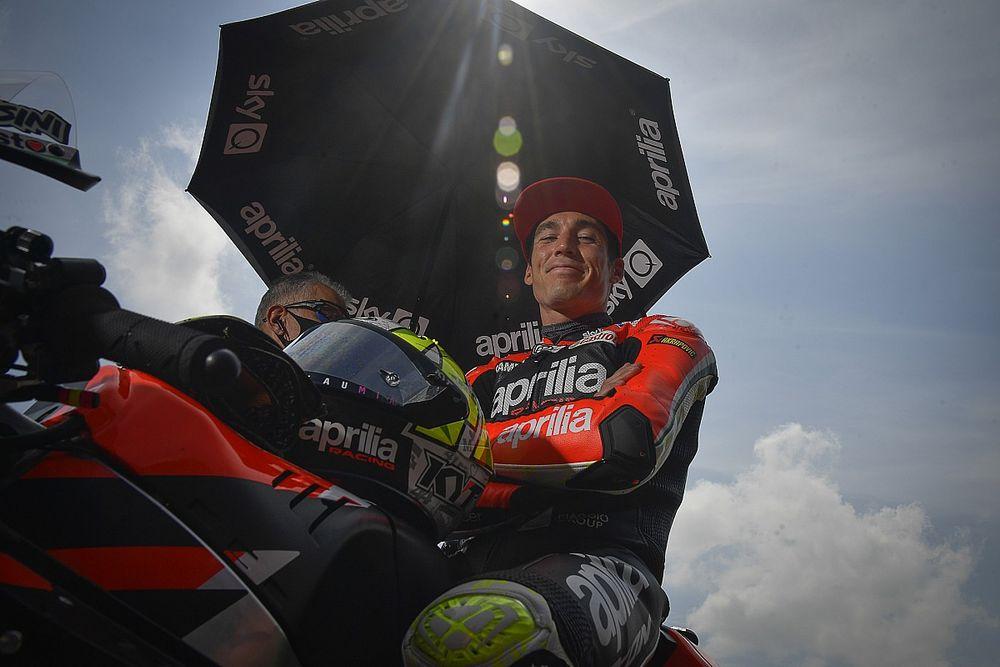 """Moto2-rijders wilden in 2021 niet naar Aprilia: """"Een gemiste kans"""""""