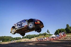 Лукьянюк выиграл ралли, перевернув машину перед финишем!