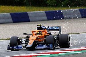 McLaren ne s'attend pas à rester aussi rapide qu'en Autriche