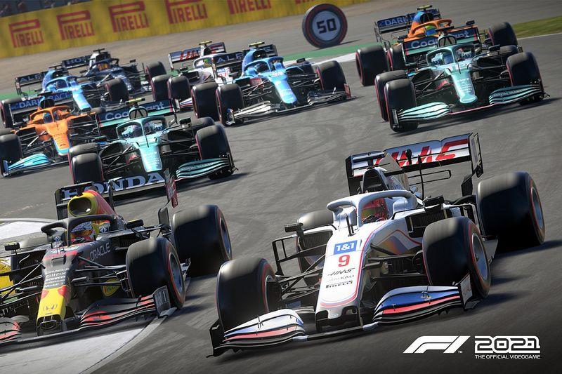 F1 2021 onthult eerste gameplay-beelden en nieuwe details