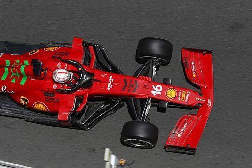 Leclerc: fue una vuelta de mierda y no esperaba la pole