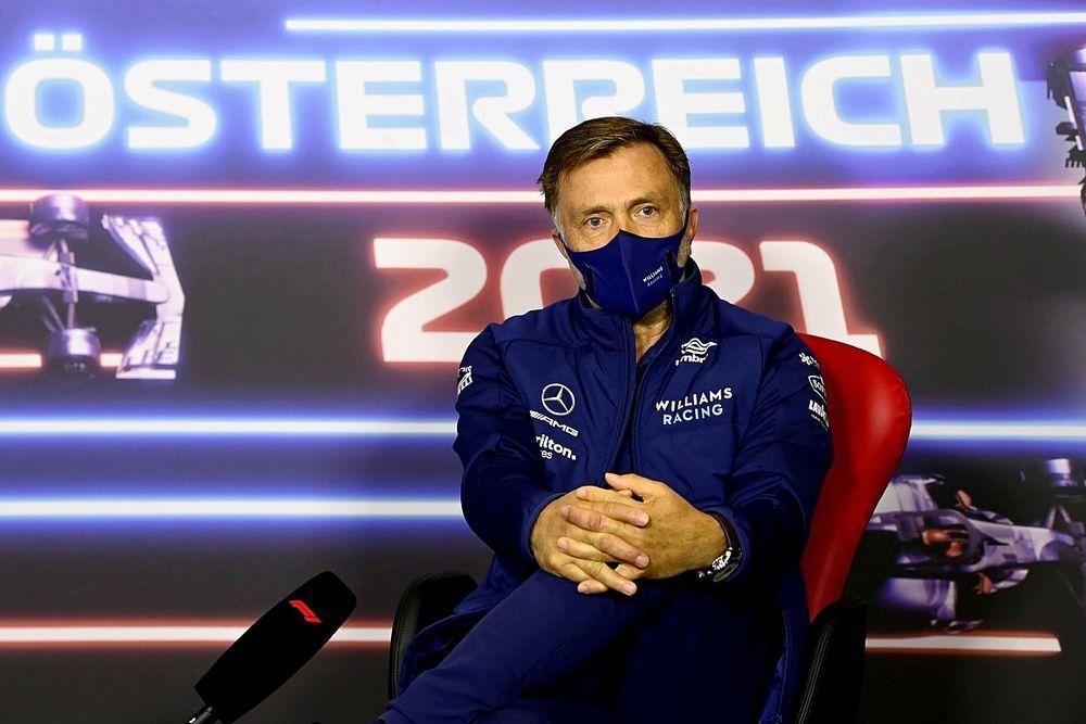 """Williams: """"Hulkenberg, 2022 için adaylarımızdan biri"""""""