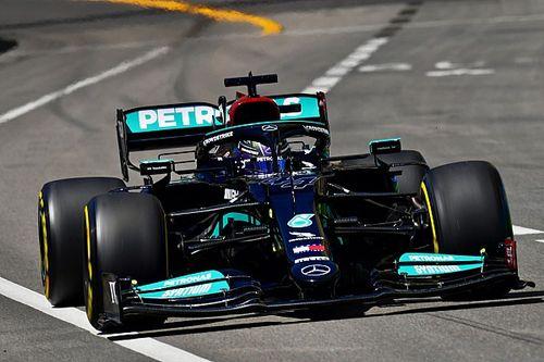 """Hamilton likt wonden na kwalificatie: """"Rampzalig weekend tot nu toe"""""""
