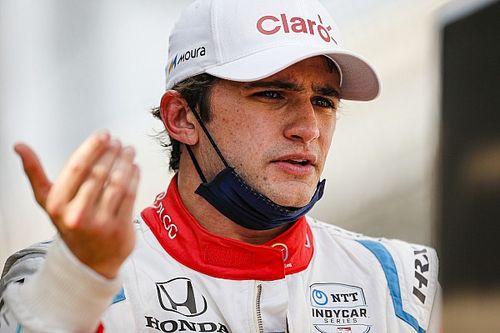 Indy 500: Pietro Fittipaldi vê chances reais de vitória a novatos