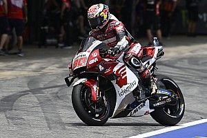 Barselona MotoGP ısınma turları: En hızlısı Nakagami, Vinales kaza yaptı