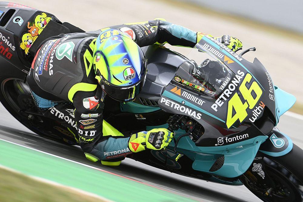 「テストの好感触を持ち越したい」バレンティーノ・ロッシ、ドイツGPで今度こそ好結果なるか